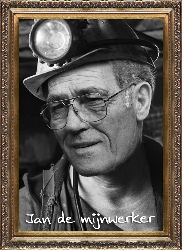 Jan de mijnwerker